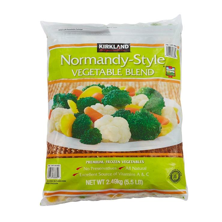 Kirkland Signature 科克蘭 冷凍蔬菜 2.49公斤 | Costco 好市多線上購物