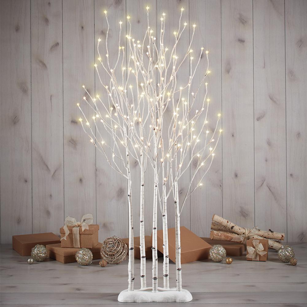 54吋LED樺樹造型景觀照明