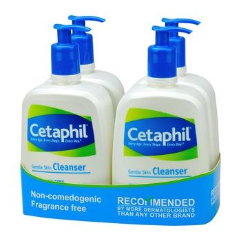 舒特膚溫和潔面清潔乳