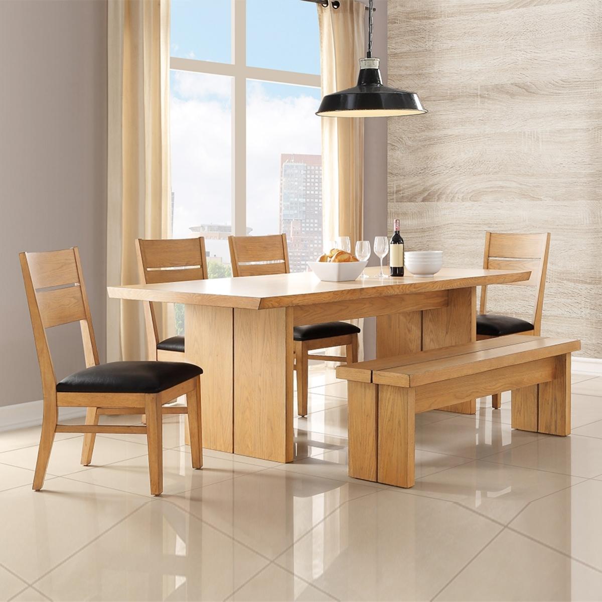 Whalen 餐桌椅六件組