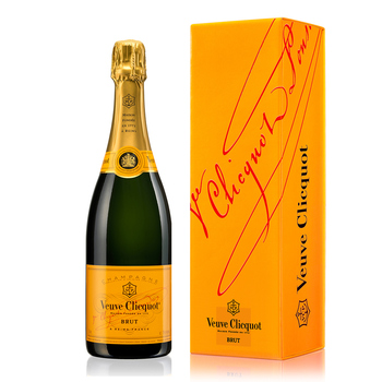 VCP YELLOW LABEL BRUT CHA法國凱歌皇牌香檳 750ML