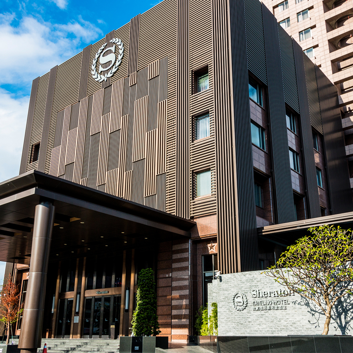 台東桂田喜來登酒店豪華家庭客房四人一泊一食住宿專案
